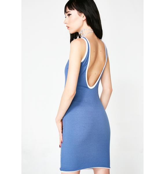 Bae Watch Bodycon Dress