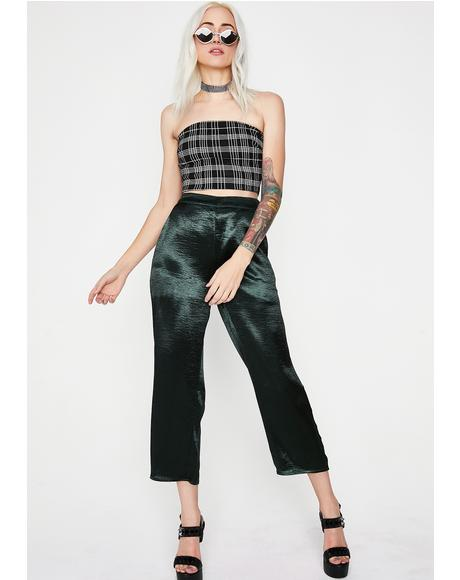 New Reality Silky Pants