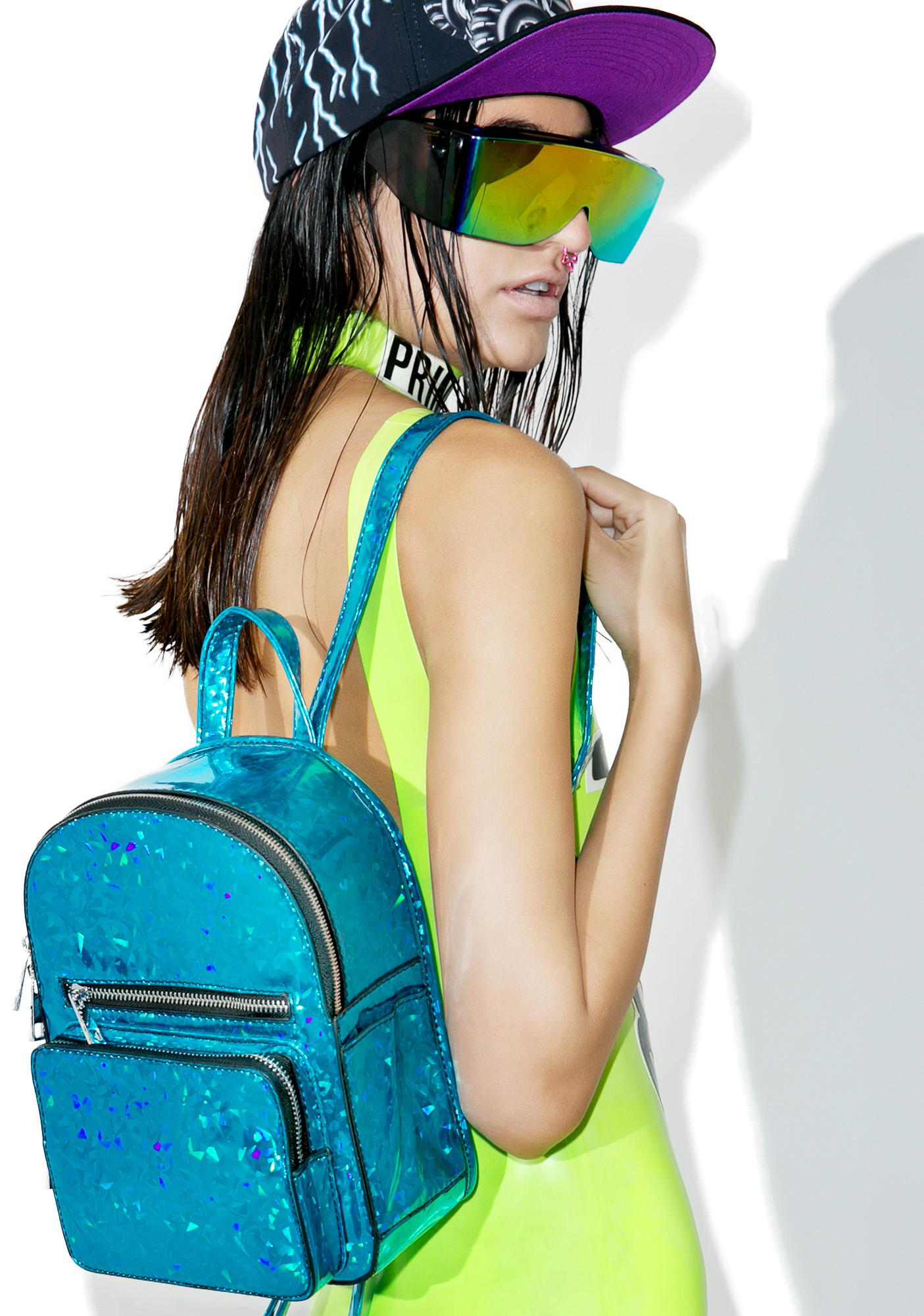 Current Mood Mermaid Party Mini Backpack