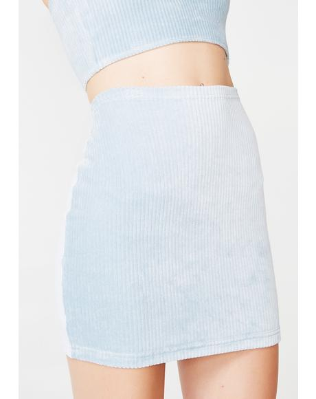 Baby Blues Kimmy Skirt