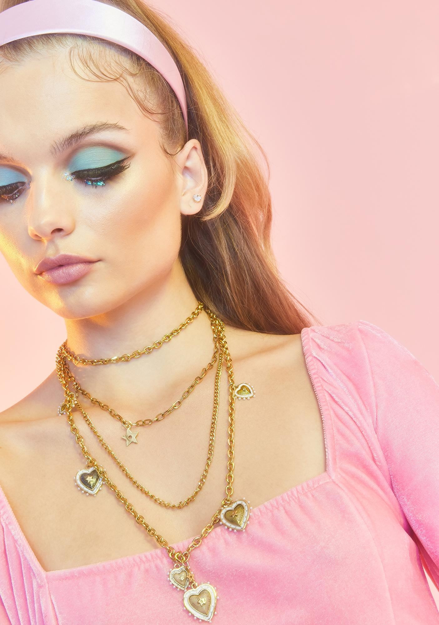 Realest Love Layered Necklace