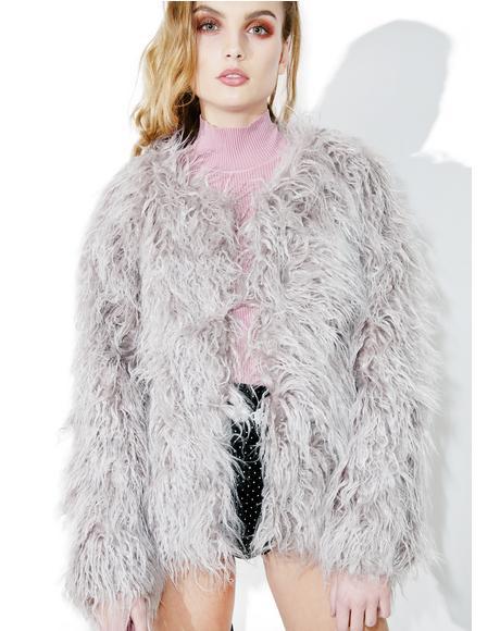 Silver Springs Shag Coat