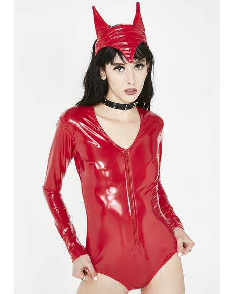 Burning Desire Devil Costume