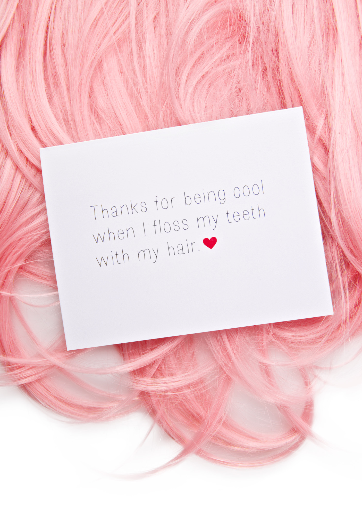 Sweet Silly Valentines Day Card