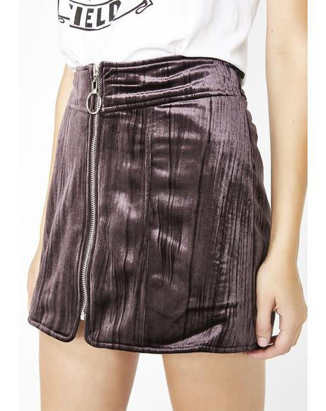 Pour Up Magic City Mini Skirt