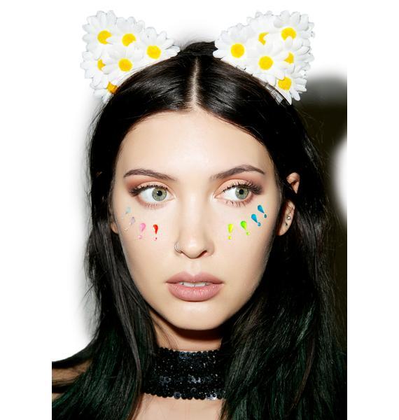 Carmella Daisy Cat Ears
