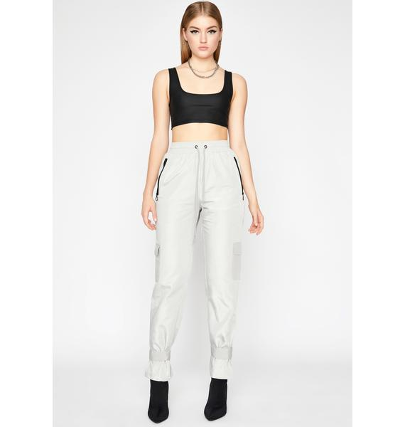 Ash Toxic Delivery Cargo Pants
