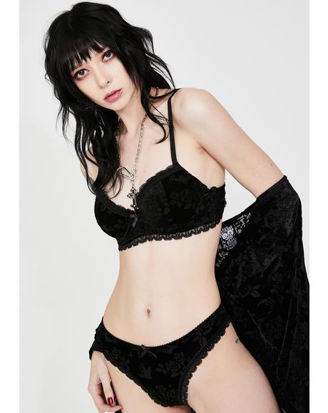 Starla Velvet Panties