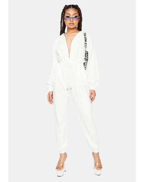 Chill Mode Zip-Up Jumpsuit