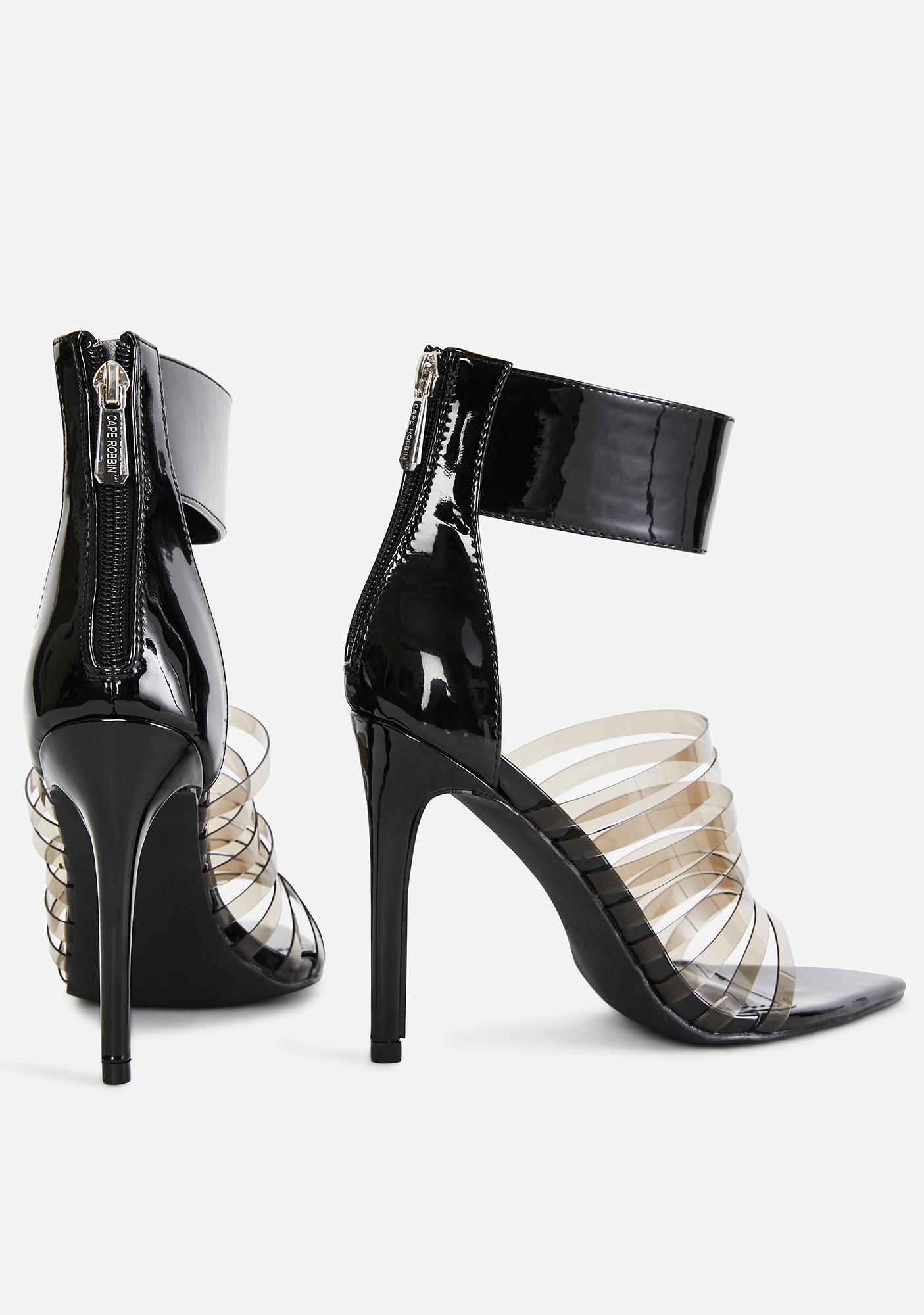 I'm In Charge Stiletto Heels