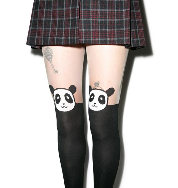 Xiao Mei Panda Tights