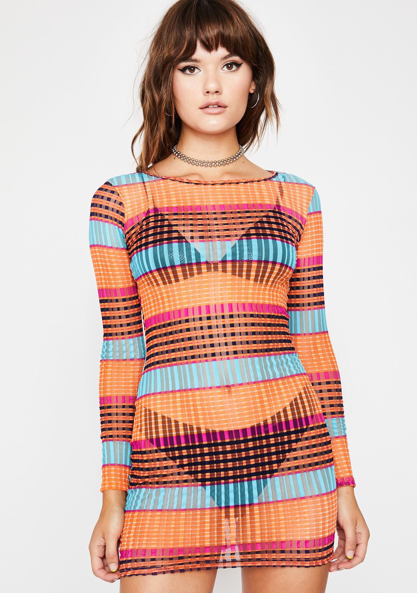 362748b4cf78e Juicy Can't Tie Me Down Mini Dress