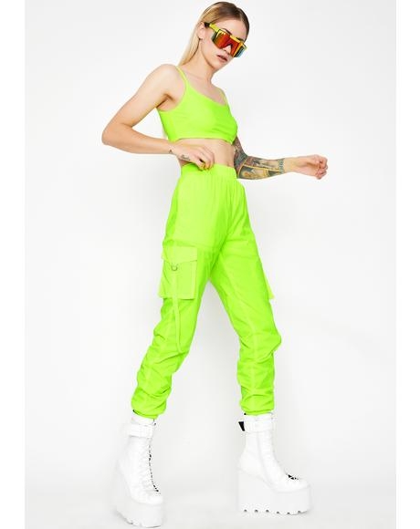 Radioactive Flair Joggers Set