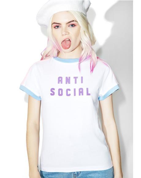 Anti Social Tee