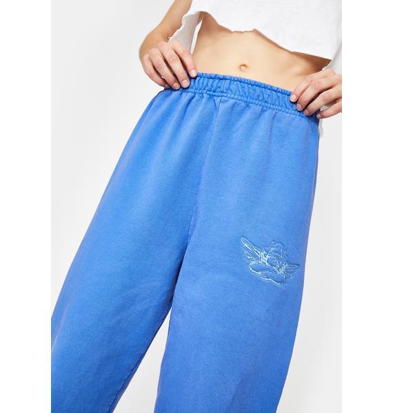 Boys Lie Blue Boys Lie Classic Sweatpants