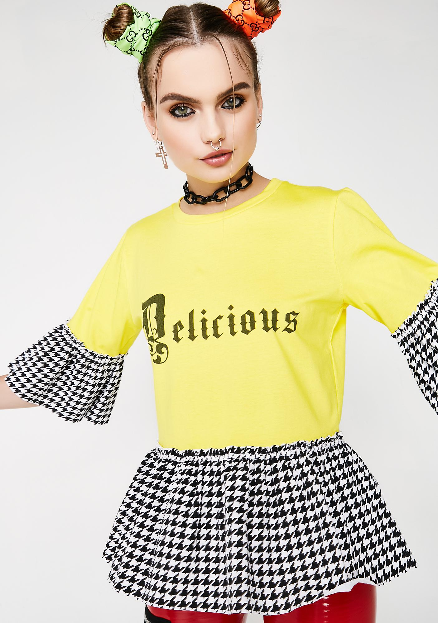 Sugarpills Delicious Top
