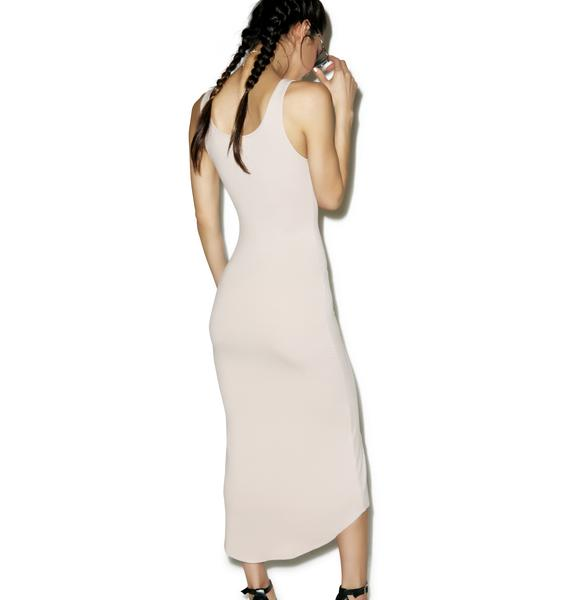 Body Party Buff Maxi Dress
