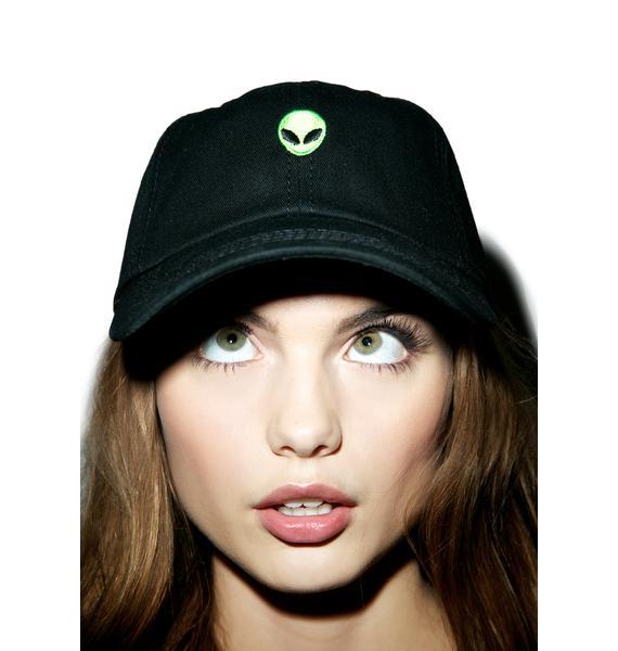 CRSHR Alien Dad Hat