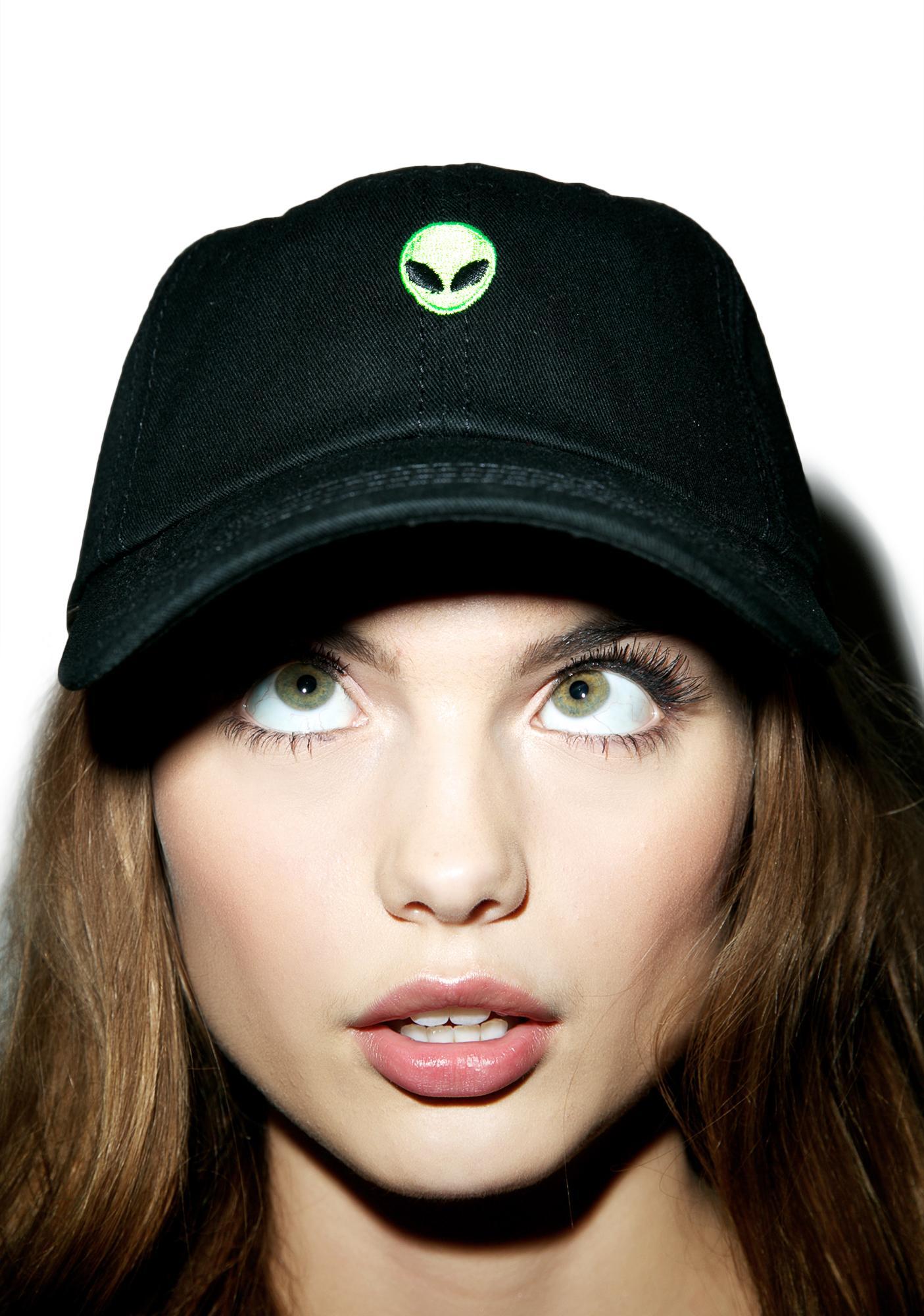 02288d846ce CRSHR Alien Dad Hat