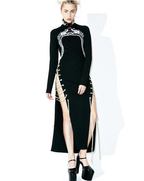 Dragon Lady Dress
