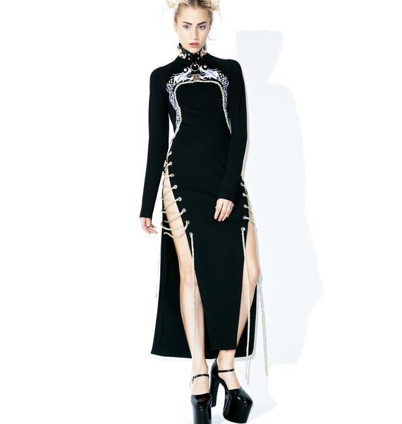 Dynasti Dragon Lady Dress