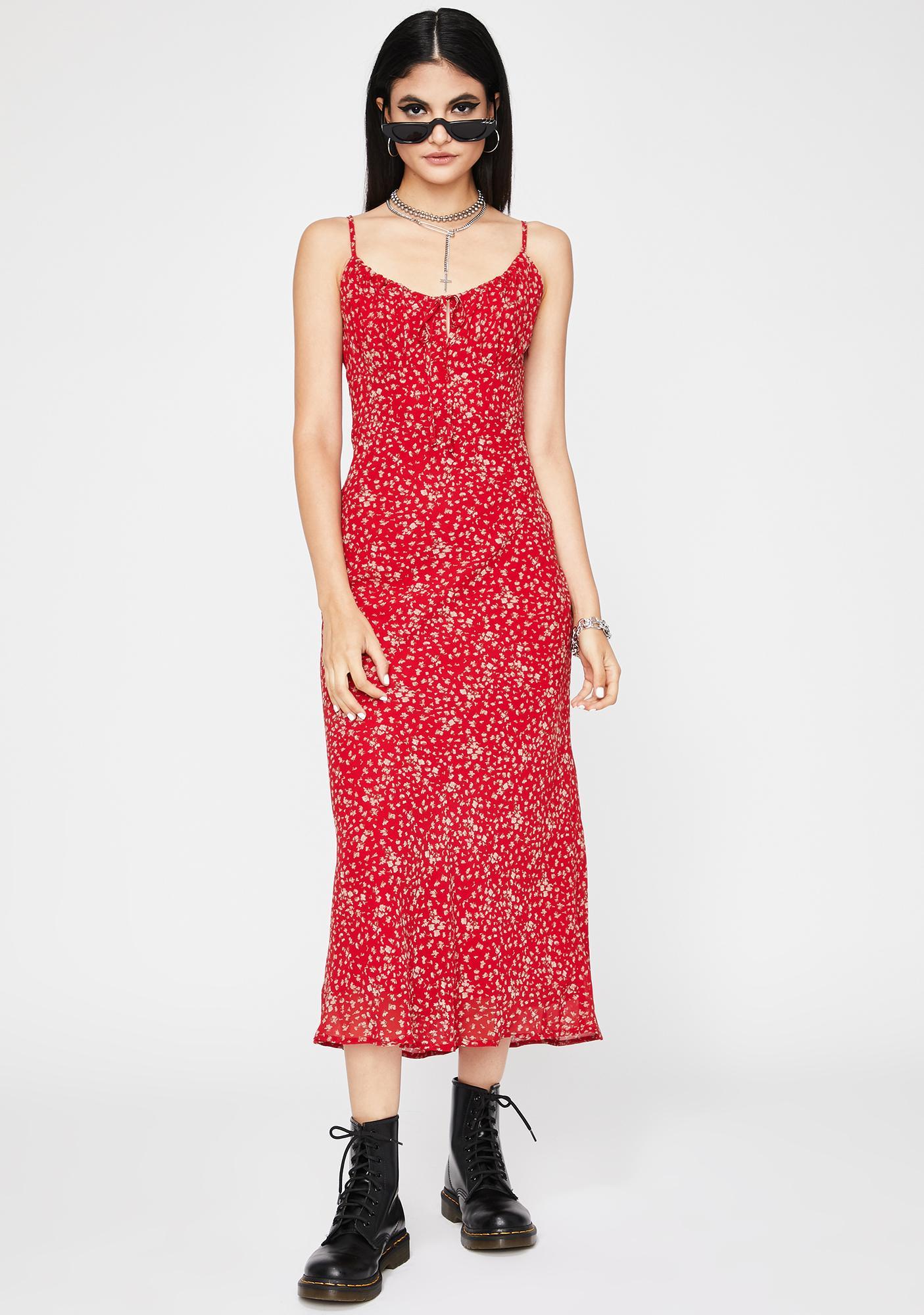 Garden Junkie Maxi Dress