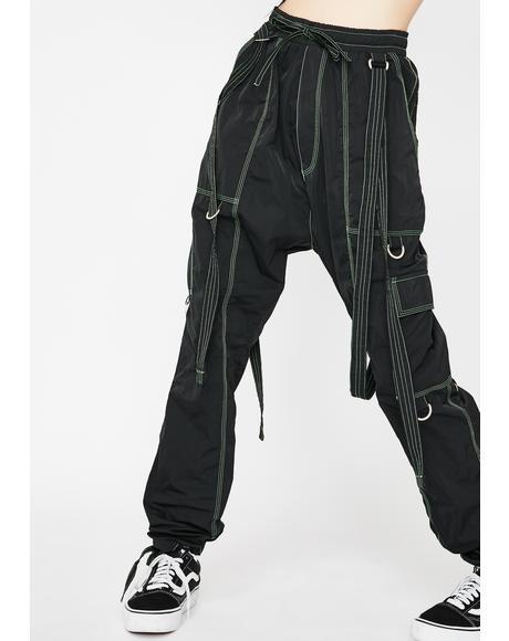 Cyber Bondage Cargo Pants