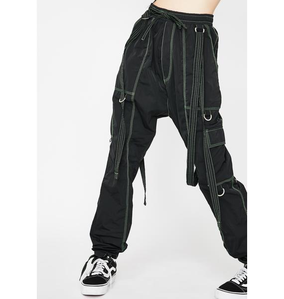 DOOM 3K Cyber Bondage Cargo Pants