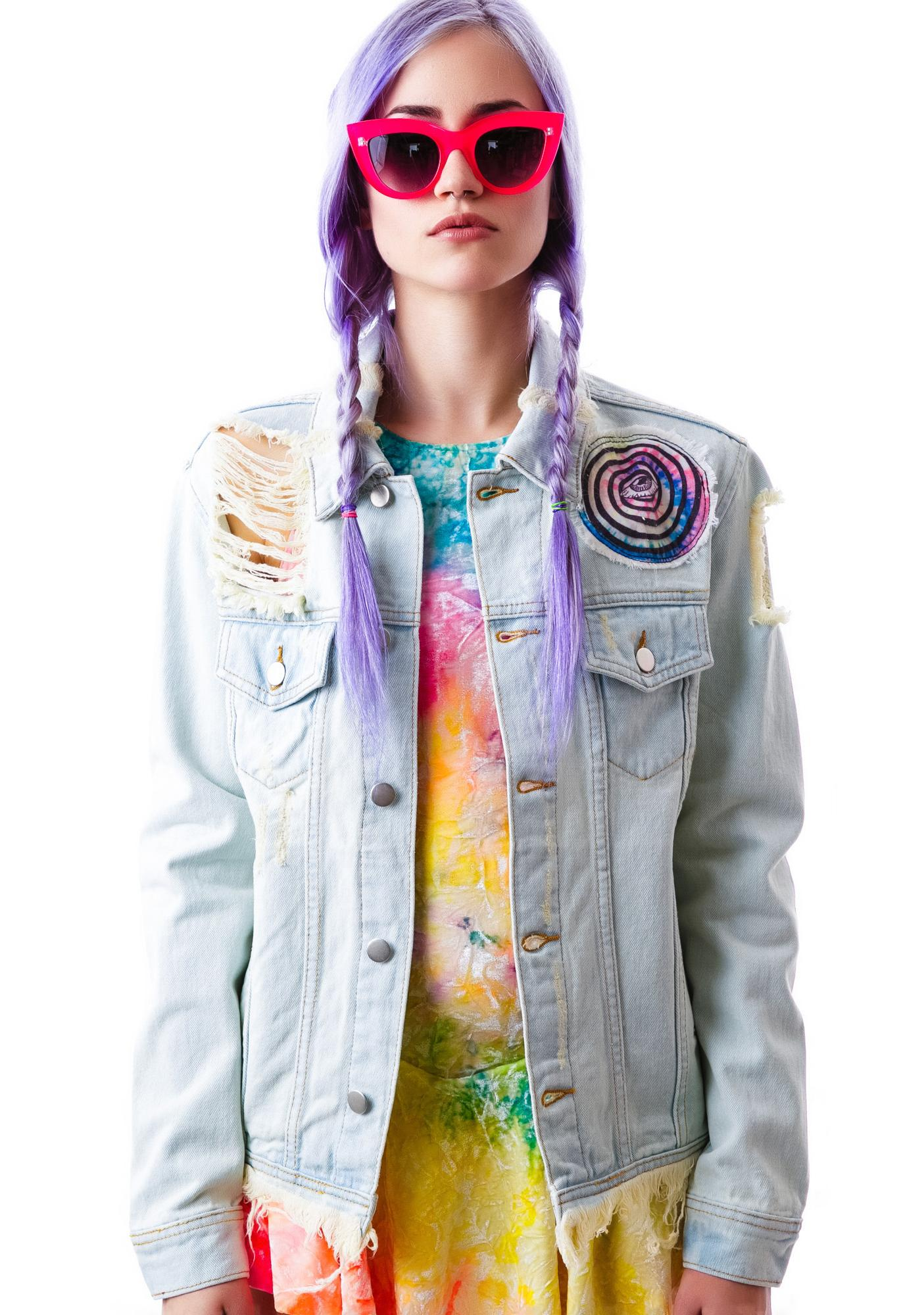 UNIF Trippin Jacket