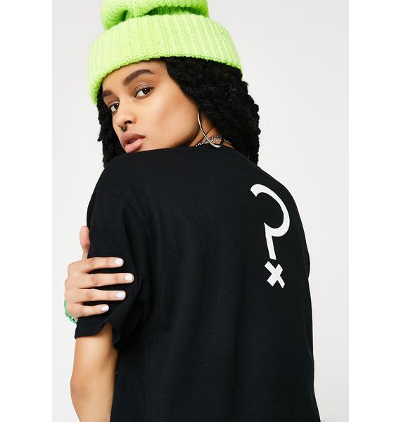 The Viper Room Viper Classic Dice Logo Black T-Shirt