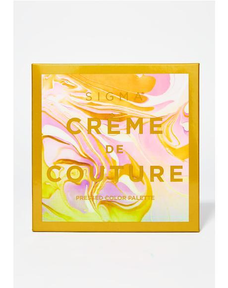 Crème de Couture Pressed Color Palette