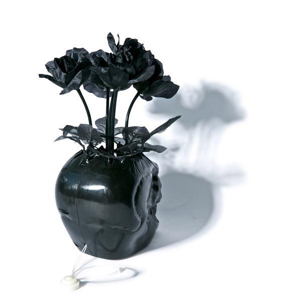 As I Lay Dying Skull Vase