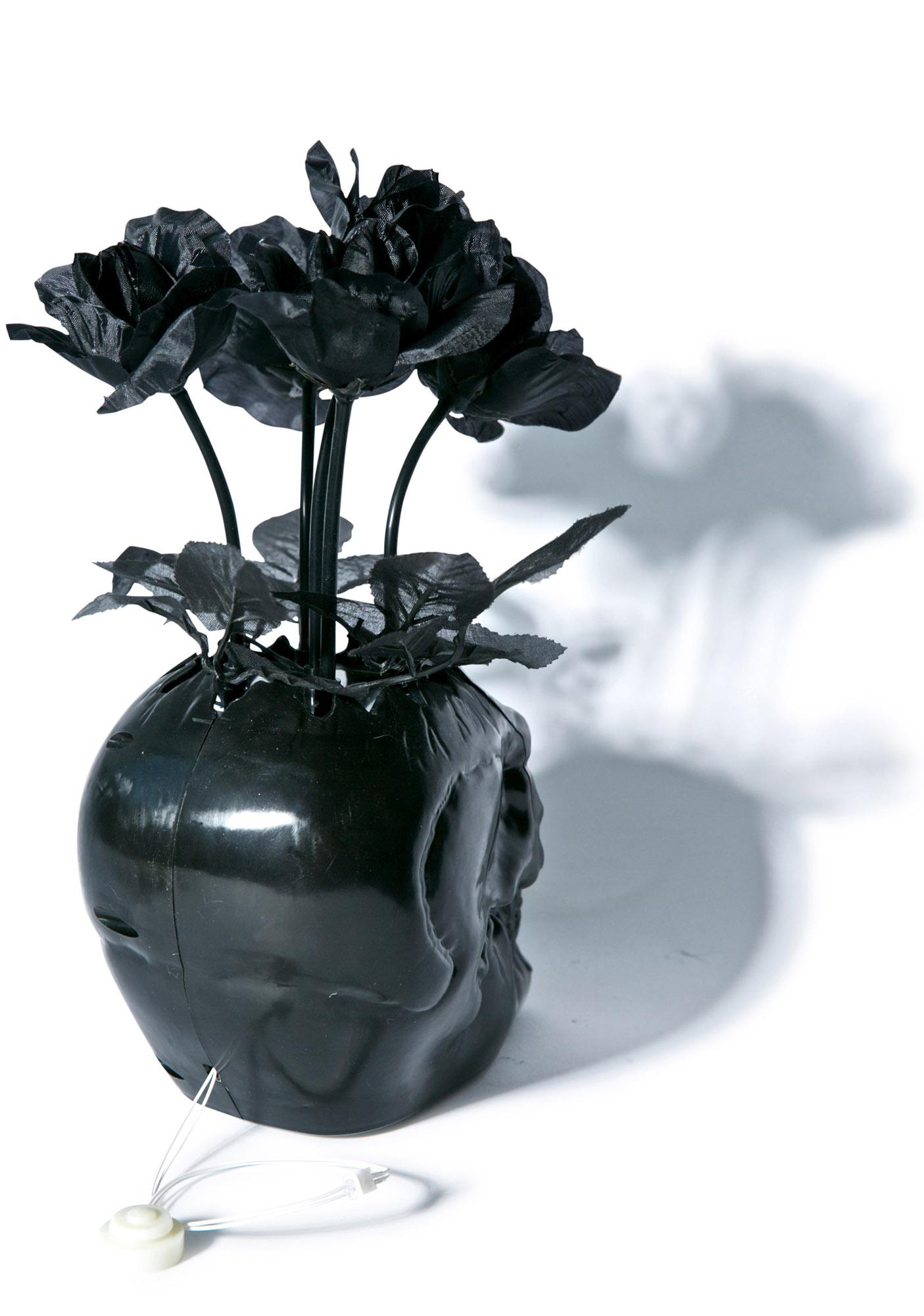 As I Lay Dying Skull Vase
