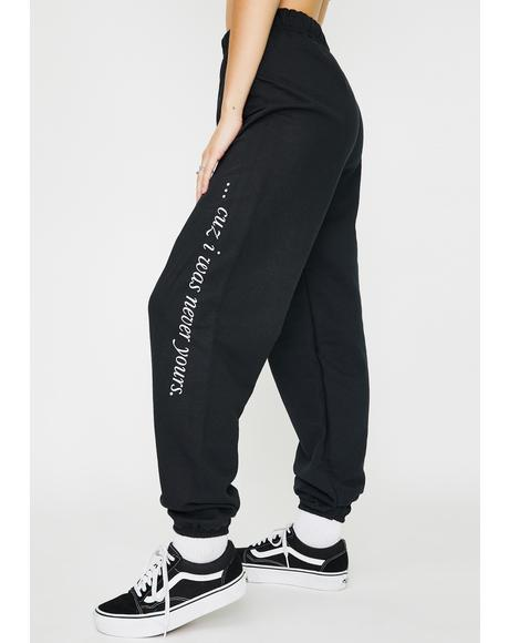 Sucks To Be You Jogger Sweatpants