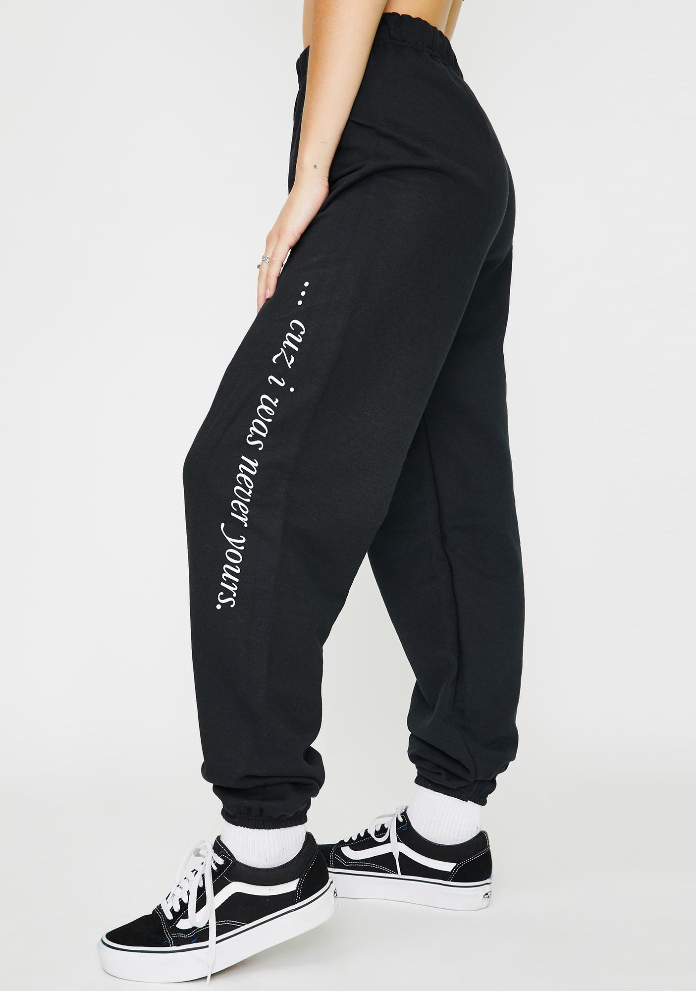 By Samii Ryan Sucks To Be You Jogger Sweatpants