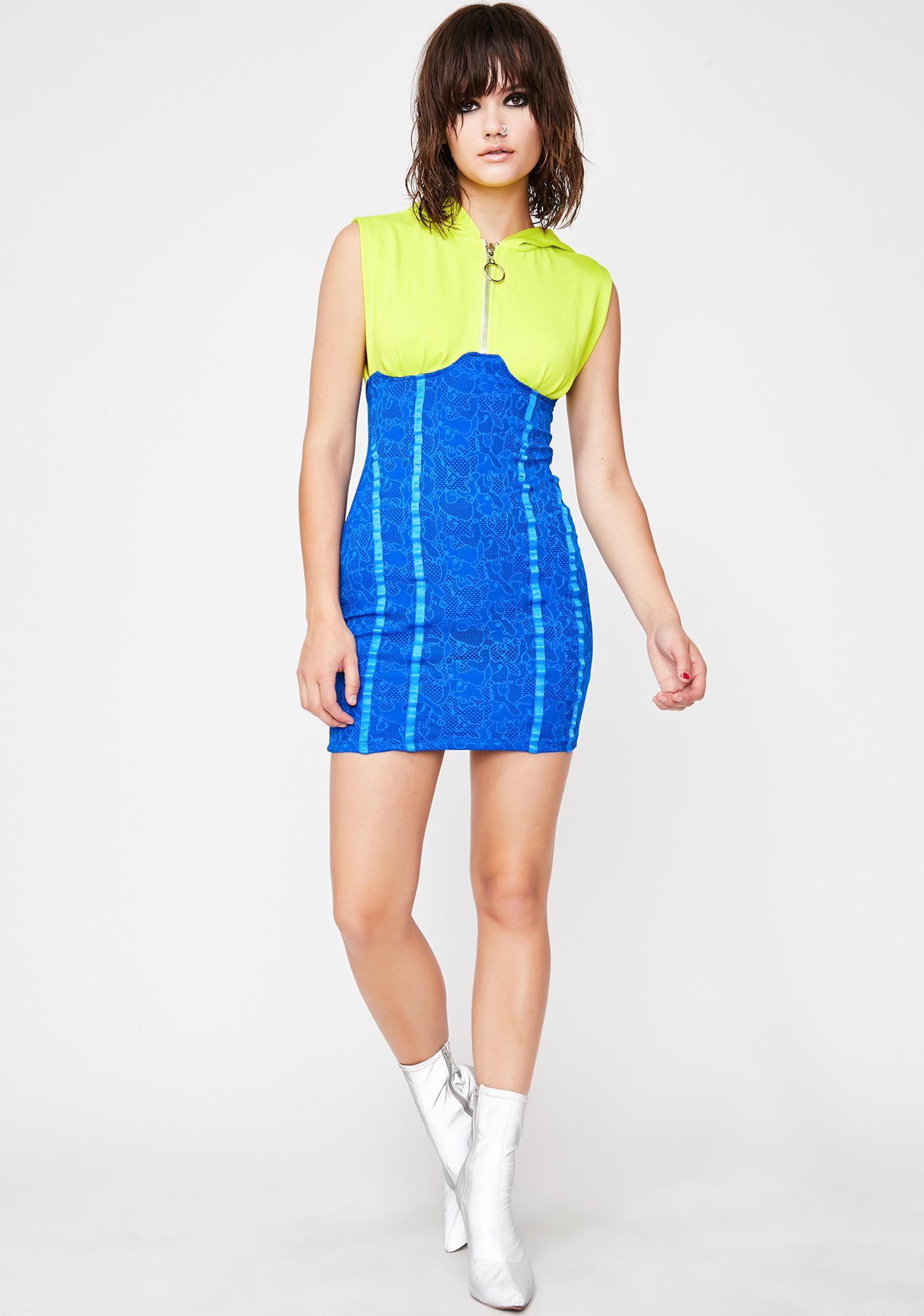Slay Ready Lace Dress