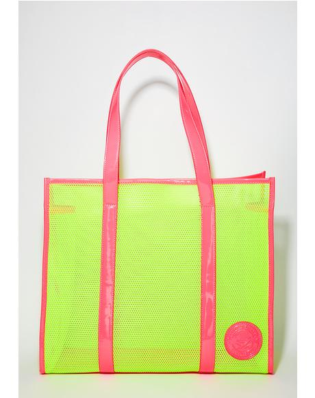 Catchin' Rays Tote Bag