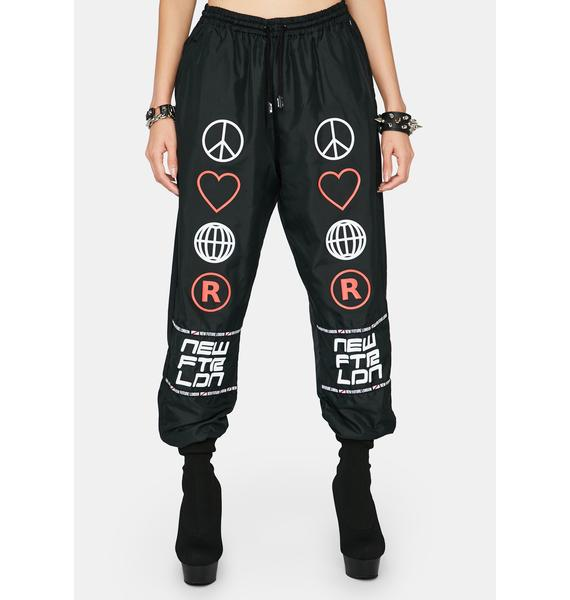 NEW FTR LDN P.L.U.R Track Pants