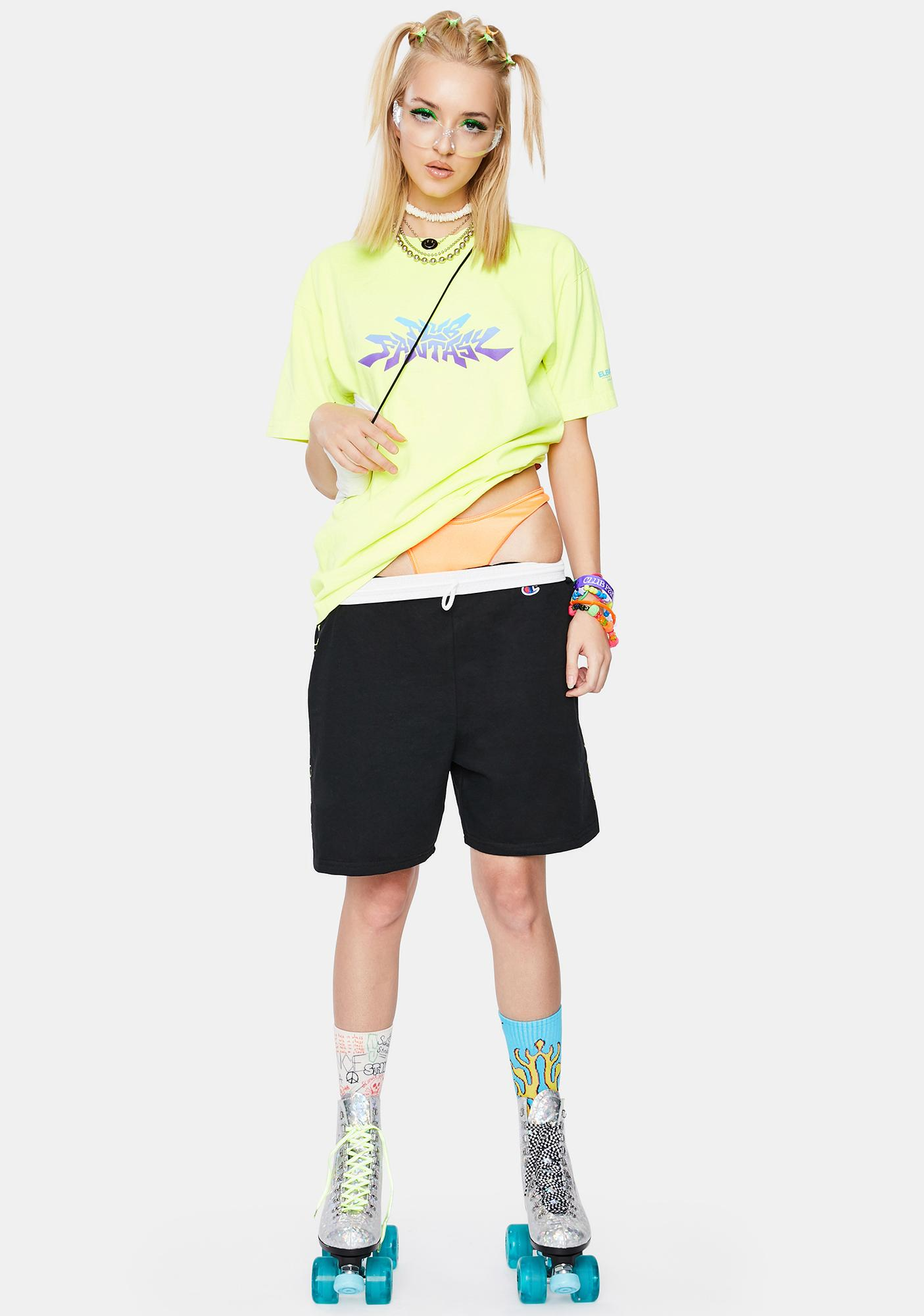 Club Fantasy Rave Candy Graphic Tee