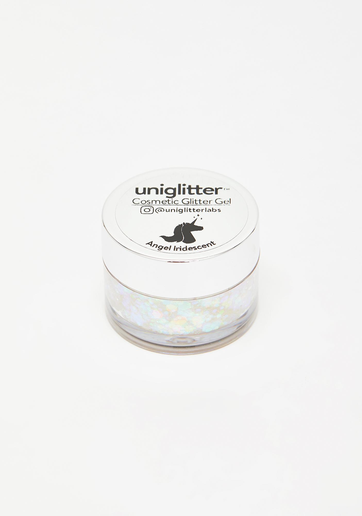 Uniglitter Iridescent Angel Glitter Gel