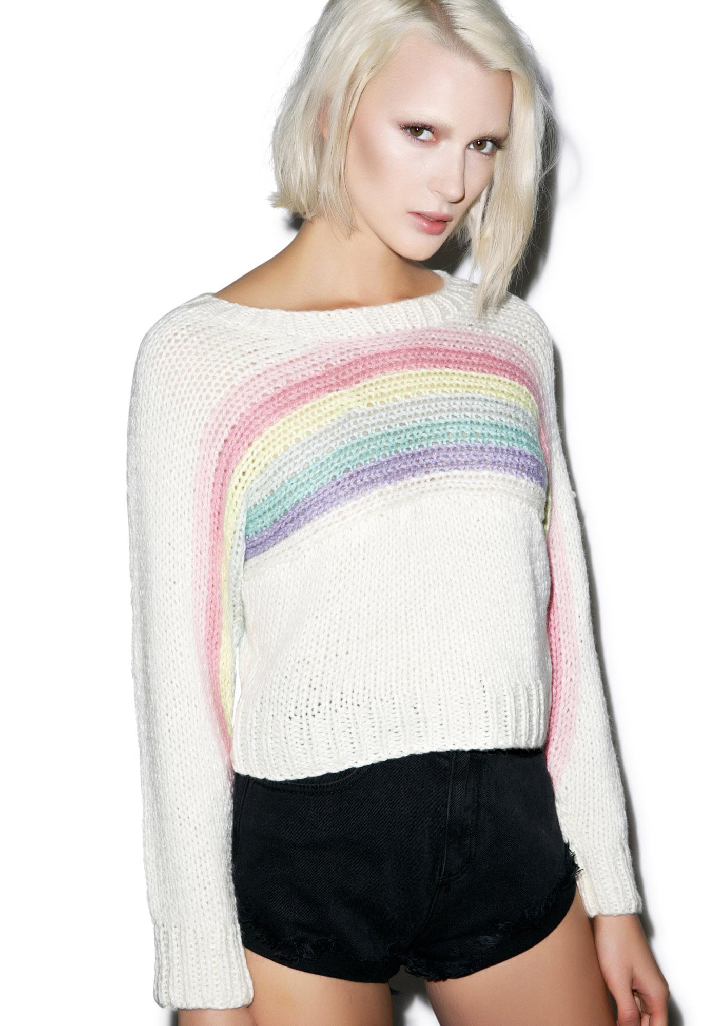 UNIF Somewhere Sweater