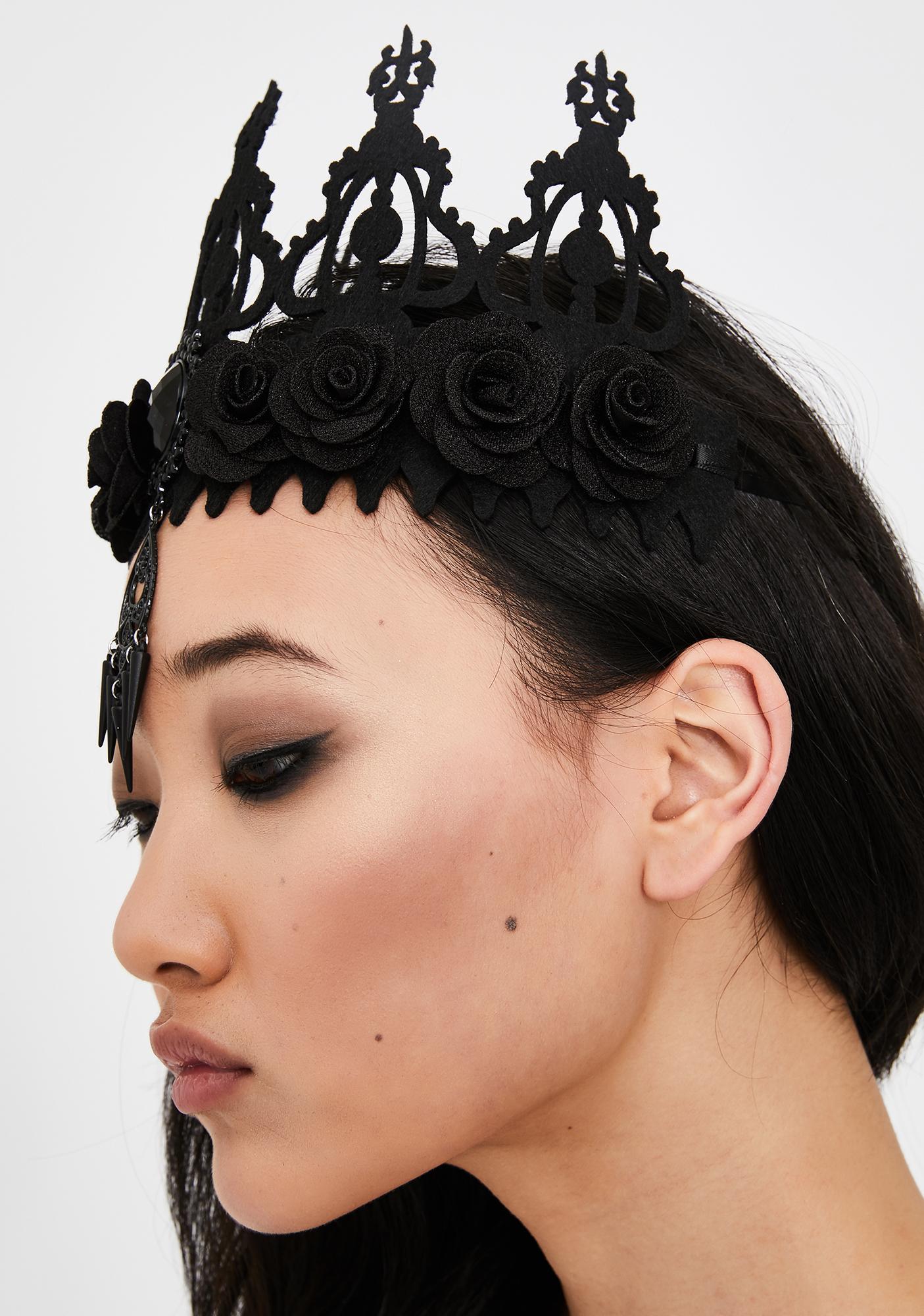 She's Beauty She's Grace Crown
