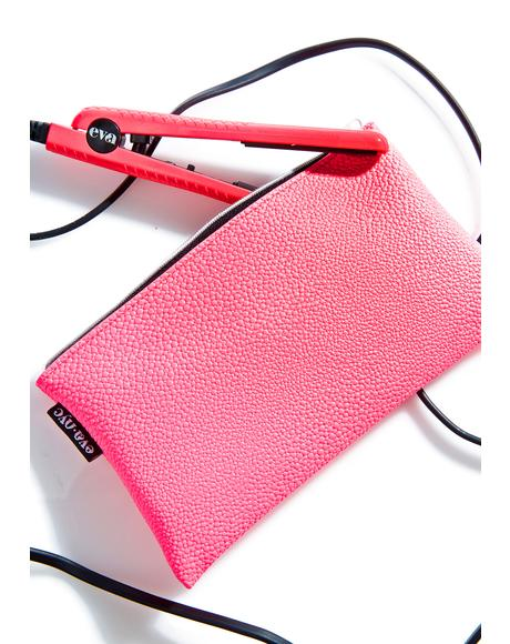 Mini Pink Travel Styling Iron