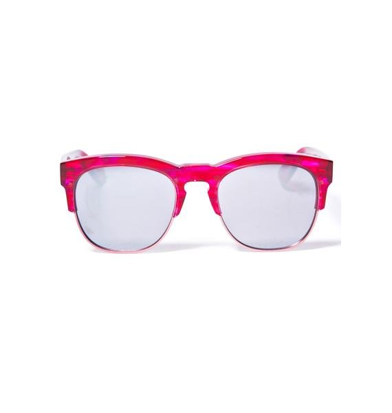 Wildfox Couture Club Fox Deluxe Sunglasses