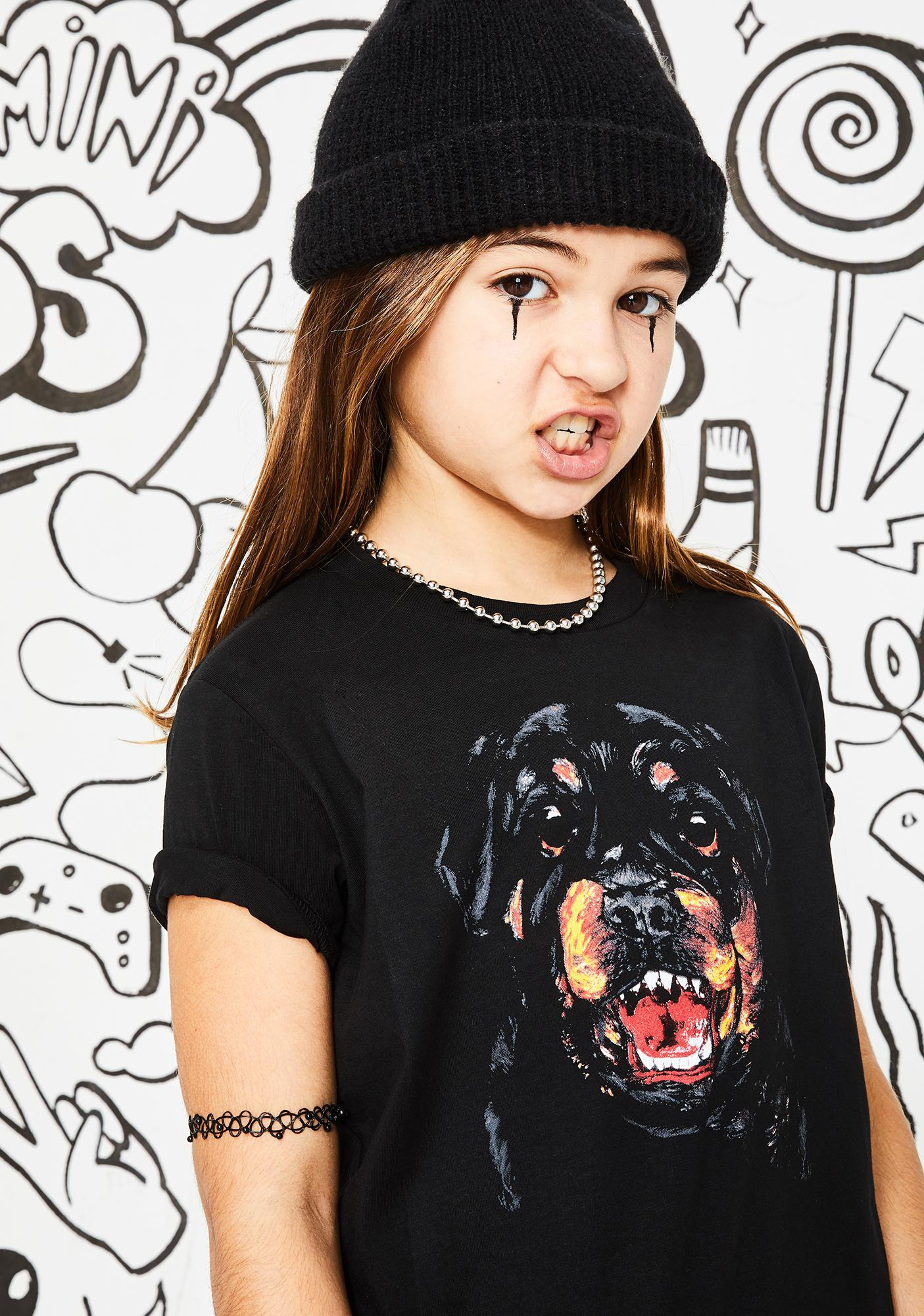 A.B.C. Kidswear Pupvenchy Tee