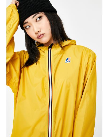 Yellow Le Vrai Claude 3.0 Windbreaker