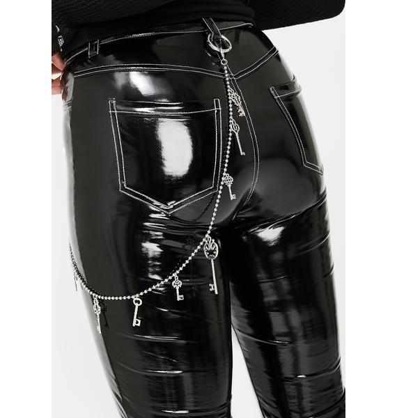 Key To Me Chain Belt