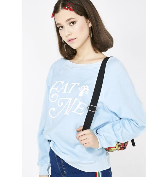 Wildfox Couture Eat Me Sommers Sweater