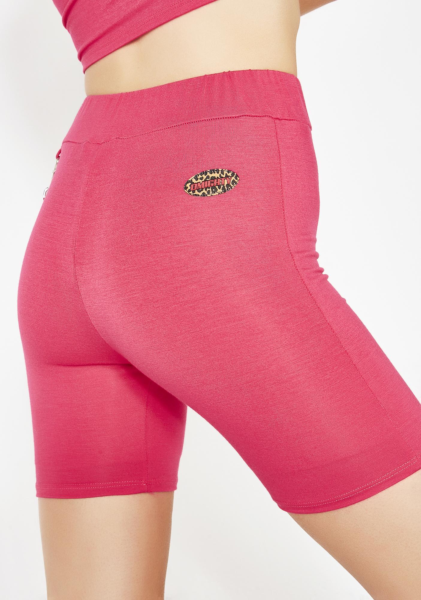 O Mighty Chain Bike Shorts
