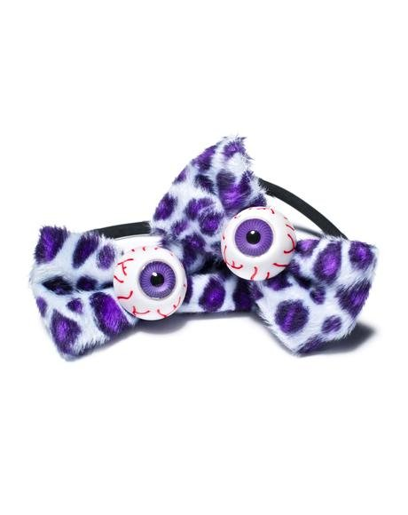 Eyeball Hairbow Bobbles